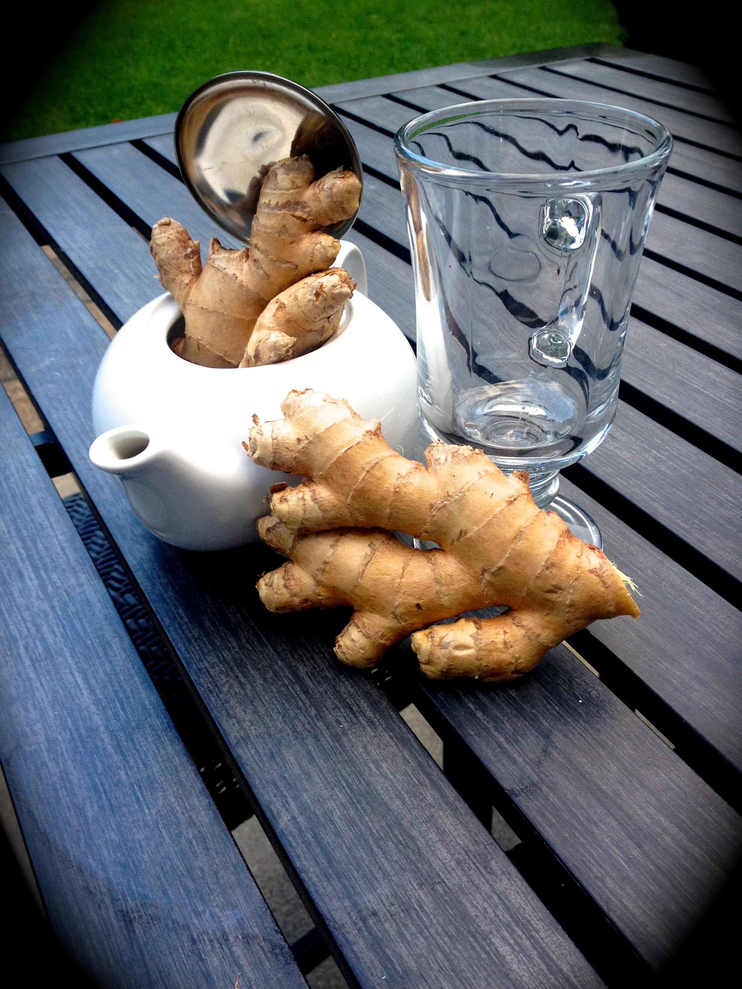 Eat More Ginger